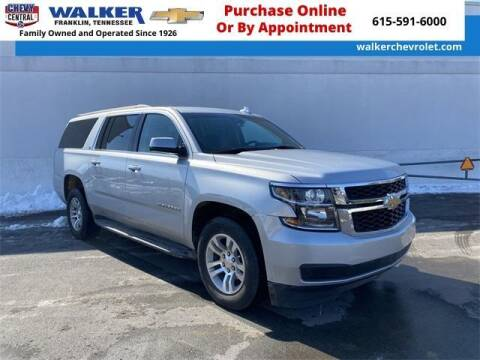 2019 Chevrolet Suburban for sale at WALKER CHEVROLET in Franklin TN