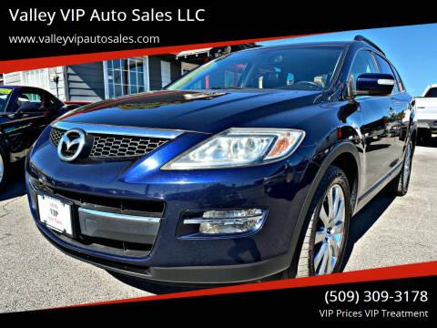 2009 Mazda CX-9 for sale at Valley VIP Auto Sales LLC in Spokane Valley WA