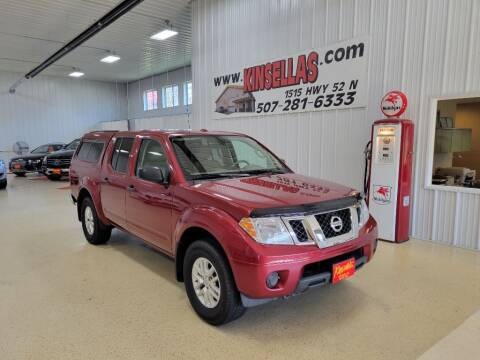 2014 Nissan Frontier for sale at Kinsellas Auto Sales in Rochester MN