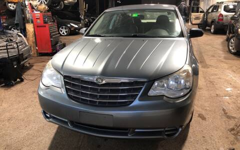 2009 Chrysler Sebring for sale at Six Brothers Auto Sales in Youngstown OH