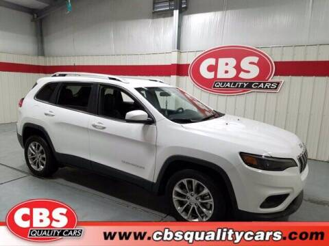 2019 Jeep Cherokee for sale at CBS Quality Cars in Durham NC