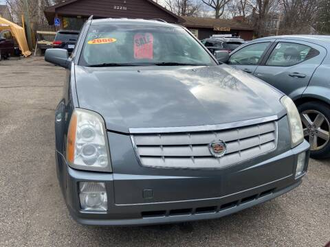 2006 Cadillac SRX for sale at Automotive Center in Detroit MI