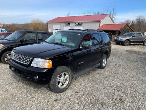 2005 Ford Explorer for sale at Simon Automotive in East Palestine OH