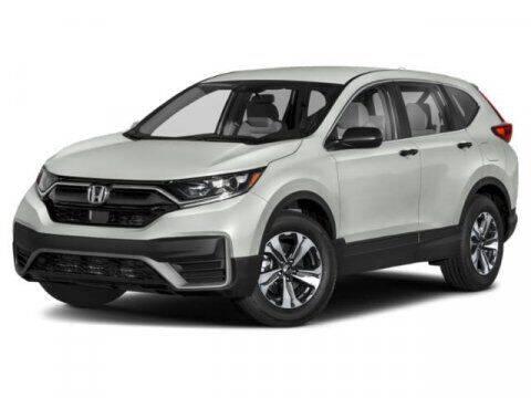 2020 Honda CR-V for sale at HILAND TOYOTA in Moline IL