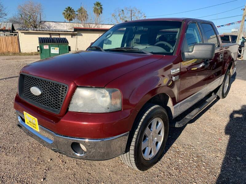 2006 Ford F-150 for sale at Rock Motors LLC in Victoria TX