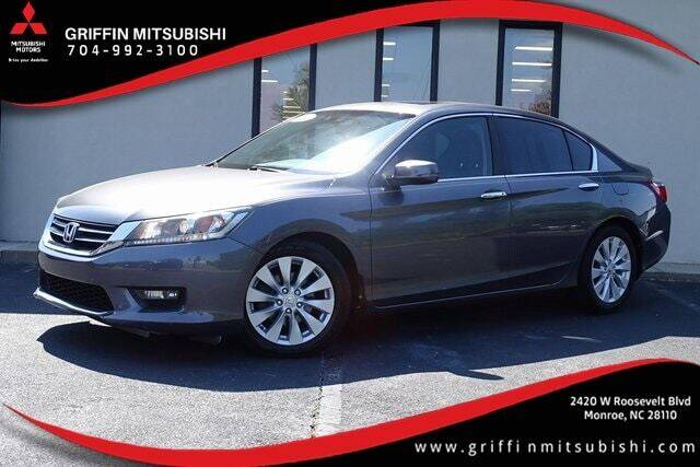 2014 Honda Accord for sale at Griffin Mitsubishi in Monroe NC