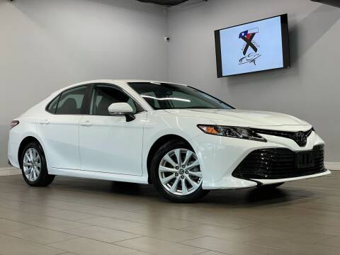 2020 Toyota Camry for sale at TX Auto Group in Houston TX