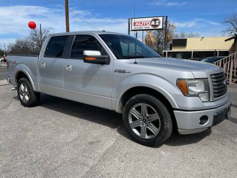 2010 Ford F-150 for sale at Auto A to Z / General McMullen in San Antonio TX