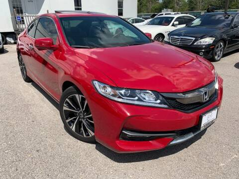 2016 Honda Accord for sale at KAYALAR MOTORS in Houston TX