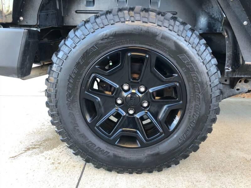 2010 Jeep Wrangler 4x4 Sport 2dr SUV - Bettendorf IA