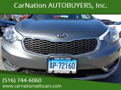2016 Kia Forte for sale at CarNation AUTOBUYERS, Inc. in Rockville Centre NY