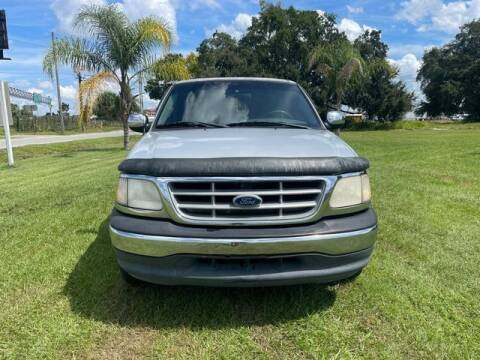 2001 Ford F-150 for sale at AM Auto Sales in Orlando FL