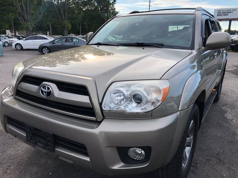2006 Toyota 4Runner for sale at Atlantic Auto Sales in Garner NC