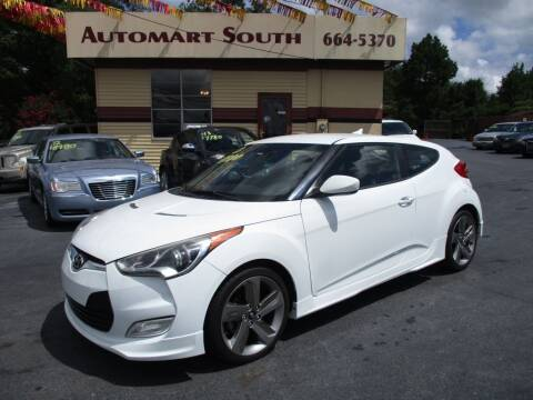 2013 Hyundai Veloster for sale at Automart South in Alabaster AL