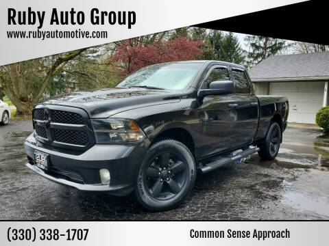 2017 RAM Ram Pickup 1500 for sale at Ruby Auto Group in Hudson OH