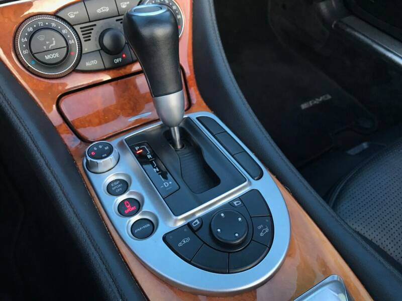 2009 Mercedes-Benz SL-Class SL 63 AMG 2dr Convertible - Pompano Beach FL