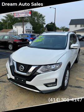 2017 Nissan Rogue for sale at Dream Auto Sales in South Milwaukee WI