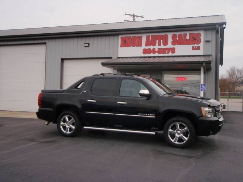 2012 Chevrolet Avalanche for sale at ENON AUTO SALES in Enon OH