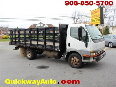 2000 Mitsubishi Fuso FE649 for sale at Quickway Auto Sales in Hackettstown NJ