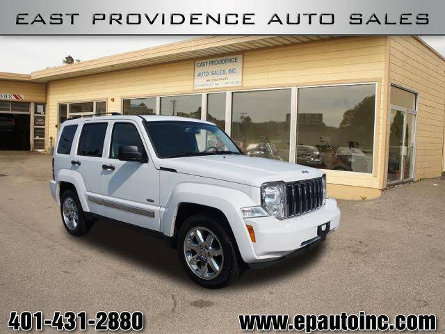 2012 Jeep Liberty for sale at East Providence Auto Sales in East Providence RI
