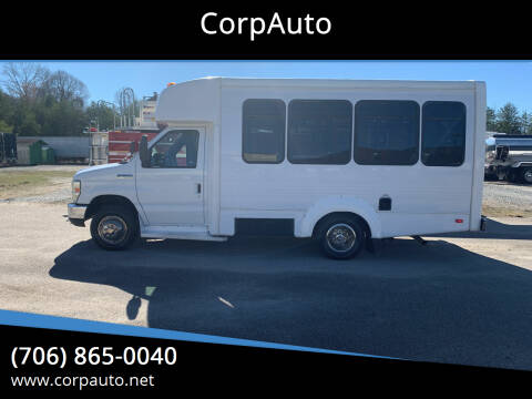 2008 Ford E-Series Chassis for sale at CorpAuto in Cleveland GA
