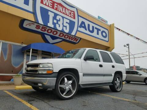 2004 Chevrolet Tahoe for sale at Buy Here Pay Here Lawton.com in Lawton OK