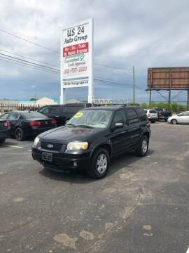 2005 Ford Escape for sale at US 24 Auto Group in Redford MI