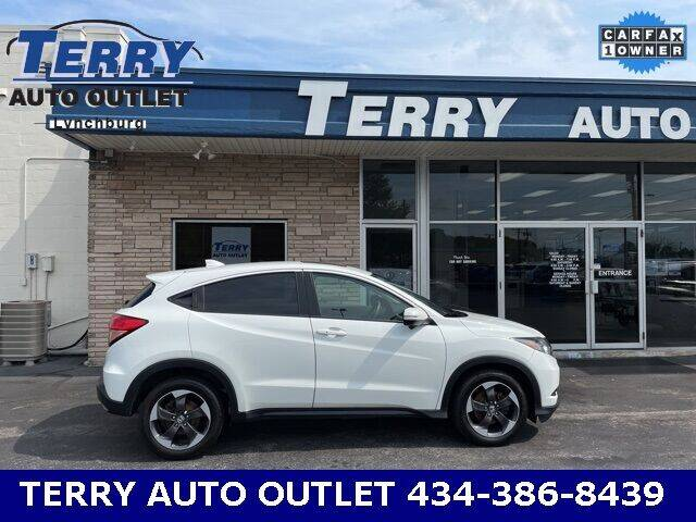 2018 Honda HR-V for sale at Terry Auto Outlet in Lynchburg VA