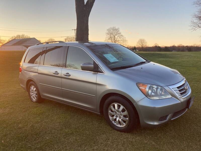 2008 Honda Odyssey for sale at Good Value Cars Inc in Norristown PA