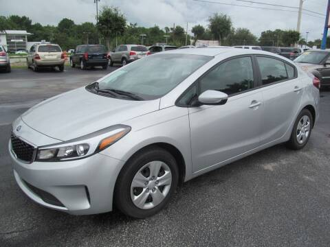2018 Kia Forte for sale at Blue Book Cars in Sanford FL