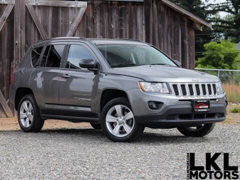 2012 Jeep Compass for sale at LKL Motors in Puyallup WA