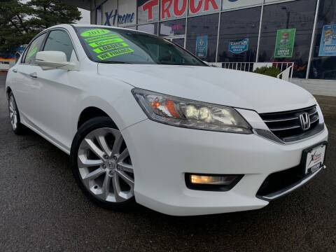 2014 Honda Accord for sale at Xtreme Truck Sales in Woodburn OR