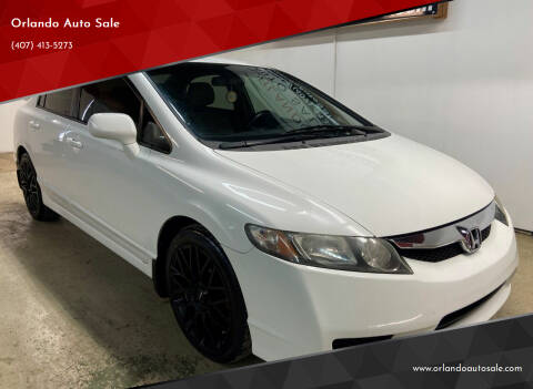 2010 Honda Civic for sale at Orlando Auto Sale in Orlando FL