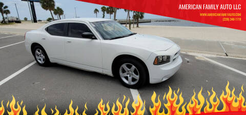 2009 Dodge Charger for sale at American Family Auto LLC in Bude MS