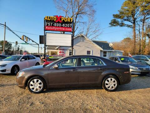 2010 Chevrolet Malibu for sale at Autoxport in Newport News VA