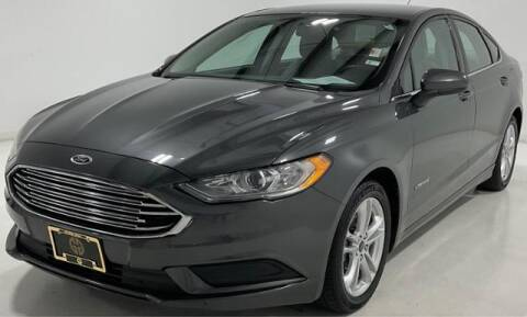 2018 Ford Fusion Hybrid for sale at Cars R Us in Indianapolis IN