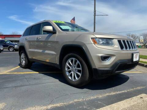 2014 Jeep Grand Cherokee for sale at Stach Auto in Edgerton WI
