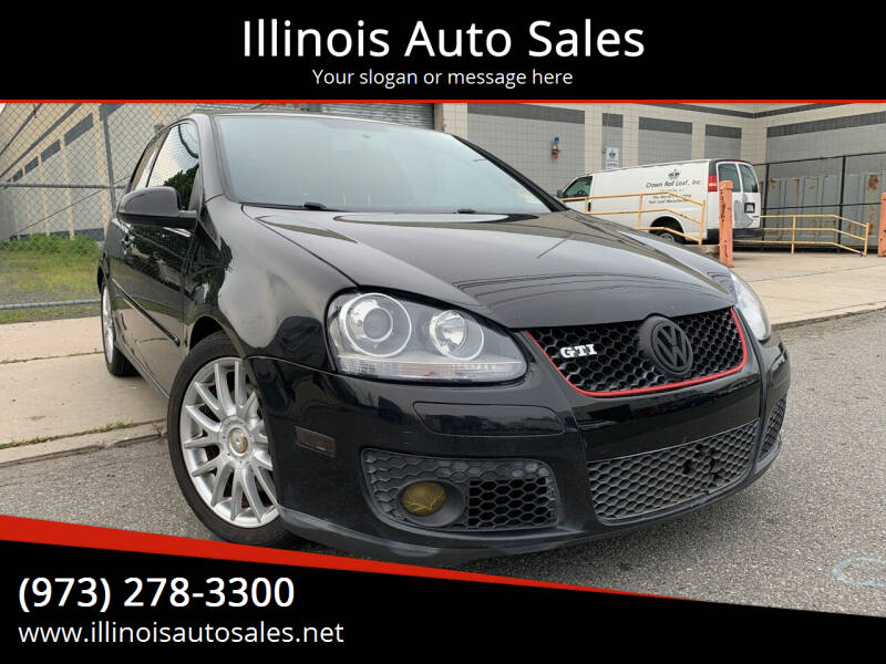 2007 Volkswagen GTI for sale at Illinois Auto Sales in Paterson NJ