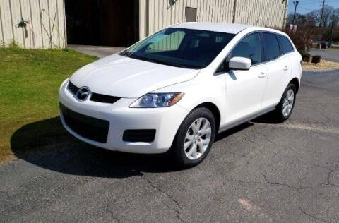 2009 Mazda CX-7 for sale at JacksonvilleMotorMall.com in Jacksonville FL