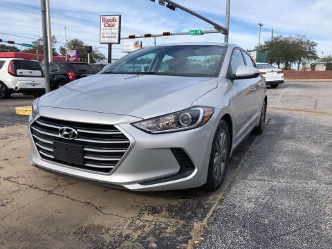 2018 Hyundai Elantra for sale at Beach Cars in Fort Walton Beach FL