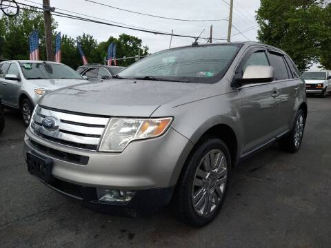 2008 Ford Edge for sale at P J McCafferty Inc in Langhorne PA