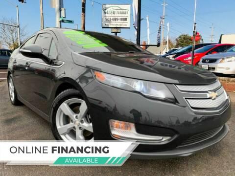 2015 Chevrolet Volt for sale at Salem Auto Market in Salem OR