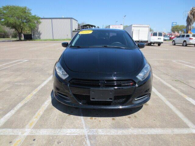 2016 Dodge Dart for sale at MOTORS OF TEXAS in Houston TX