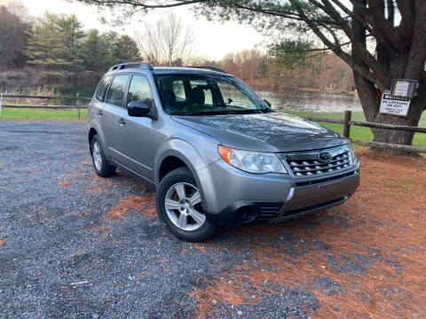 2011 Subaru Forester for sale at Deals On Wheels LLC in Saylorsburg PA