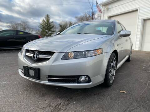 2008 Acura TL for sale at SOUTH SHORE AUTO GALLERY, INC. in Abington MA