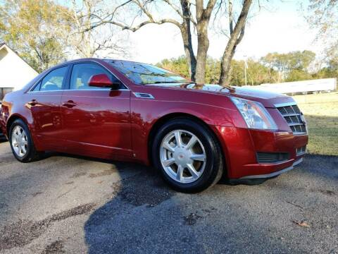 2008 Cadillac CTS for sale at MG Autohaus in New Caney TX