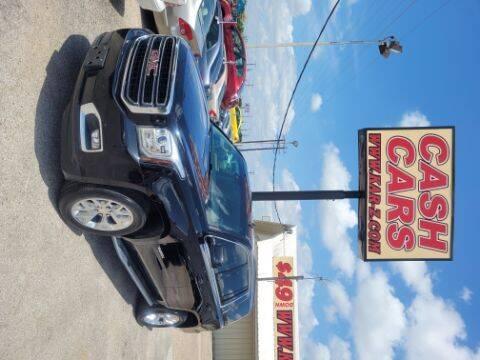 2015 GMC Yukon for sale in Dallas, TX