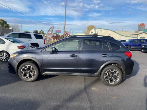 2015 Subaru XV Crosstrek for sale at Auto Image Auto Sales Chubbuck in Chubbuck ID