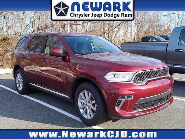 2021 Dodge Durango for sale at NEWARK CHRYSLER JEEP DODGE in Newark DE