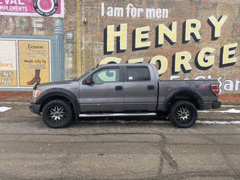 2010 Ford F-150 for sale at Main St Motors Inc. in Sheridan IN
